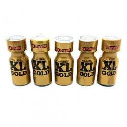 XL Gold Poppers x 5